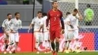 Cristiano Ronaldo deu assistência na estreia de Portugal