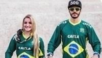 Priscilla Carnaval e Renato Rezende estão convocados