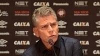 Autuori reclamou da sequência de jogos do clube
