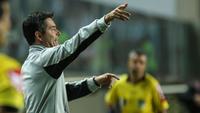 Diogo Giacominni foi interino do Atlético-MG contra o Vasco