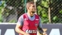 Rafael Moura retornou ao Atlético após 13 anos