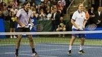 Roger Federer e Bill Gates jogaram juntos no