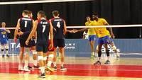 Brasil venceu terceiro amistoso de vôlei contra Estados Unidos