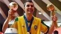 Neto Futsal Seleção Brasileira