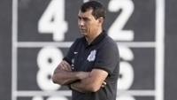 Fabio Carille Treino Corinthians 08/05/2017