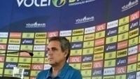 Técnico da Seleção Brasileira feminina de vôlei explicou planejamento para a temporada