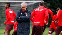 O técnico Dorival Júnior tem a missão de ajudar o São Paulo a sair do Z4