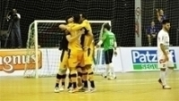 Magnus/Sorocaba venceu o Concórdia na Liga Nacional de Futsal