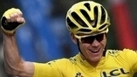 Chris Froome foi o grande campeão do Tour de France