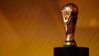 Troféu da Copa rodará o mundo mais uma vez