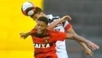 Sport e Santa Cruz empataram neste domingo pelo Estadual