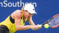 Simona Halep venceu por 2 sets a 0