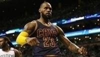 LeBron se tornou o maior cestinha da história dos playoffs