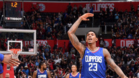 Lou Williams deu a vitória para os Clippers contra os Wizards