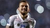 O Santos ainda não sabe se Lucas Lima fica ou não no clube