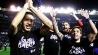 Alaves Comemora Celta de Vigo Copa do Rei 08/02/2017