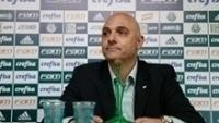 Mauricío Galiotte, presidente do Palmeiras, é o Bola da Vez desta terça