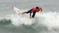 Gabriel Medina, na etapa de Bells Beach, na Austrália, da World Surf League