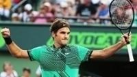 Federer venceu espanhol nesta terça-feira