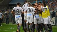Santos é o time há mais tempo invicto no Campeonato Brasileiro