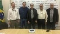 Confederação Brasileira de Atletismo assinou acordo de cooperação