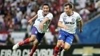 Renato Cajá marcou gol importante do Bahia em sua campanha de acesso