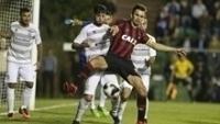 Atlético-PR empatou com o J.Malucelli nesta quarta-feira