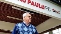 O atual presidente Leco é candidato à reeleição no tricolor paulista