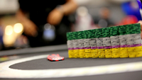 Mesa da Brazilian Series Of Poker (BSOP)