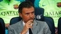 Luis Enrique faz o último jogo como técnico do Barcelona, neste sábado
