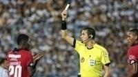 Árbitros brasileiros, como Ricardo Marques, terão menos espaço na Libertadores