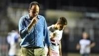 Rogério Ceni, na vitória do São Paulo sobre o São Bento no Campeonato Paulista