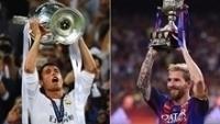 Ronaldo e Messi brigam por mais uma taça na Espanha