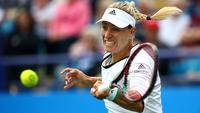 Kerber bateu Pliskova no WTA Premier de Eastbourne