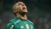 Borja é uma das esperanças de gol do Palmeiras