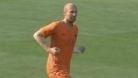 Arjen Robben ainda é peça importante para a 'Laranja Mecânica'.