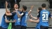 Hoffenheim venceu o Leverkusen com gol de Sandro Wagner