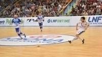 Foz faz o dever de casa para conseguir a liderança da Liga Futsal