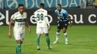 Jogadores do Coritiba lamentaram os erros que custaram pontos em Porto Alegre