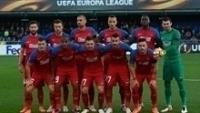Steaua Bucharest, na partida contra o Villarreal pela Liga Europa em 2016