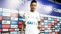 Bruno Henrique Apresentação Santos 06/02/2017