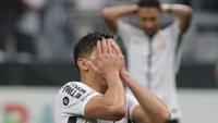 Corinthians perdeu a invencibilidade e ainda teve Balbuena e Arana lesionados