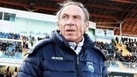 Zdenek Zeman Tecnico Pescara Genoa Campeonato Italiano 19/02/2017