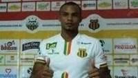 Zagueiro Edimar foi apresentado pelo time maranhense nesta quarta-feira