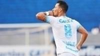Jonatas Belusso Comemora Gol Londrina Luverdense Serie B 27/05/2017