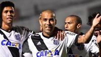 Sheik marcou seu primeiro gol com a camisa da Ponte Preta