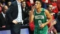 Avery Bradley Celtics Bulls NBA 28/04/2017