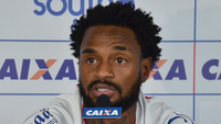 Renê Júnior deu entrevista coletiva nesta terça-feira
