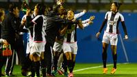 O Santos sagrou-se campeão brasileiro feminino de 2017