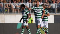 Sporting Lisboa não teve dificuldade para chegar à vitória